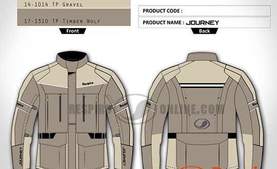 Review Jaket Touring Respiro Journey R3 oleh atmonadi.com