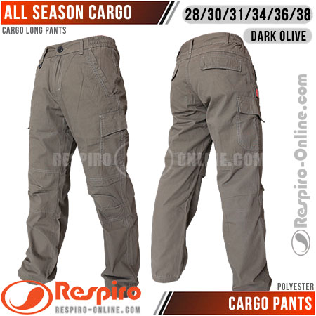 Celana-Respiro-ALL-SEASON-CARGO-Dark-Olive