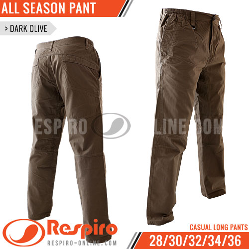 Celana-Respiro-ALL-SEASON-PANT-Dark-Olive
