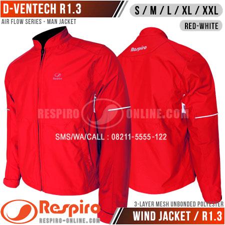 Jaket-Respiro-D-VENTECH-Red-White