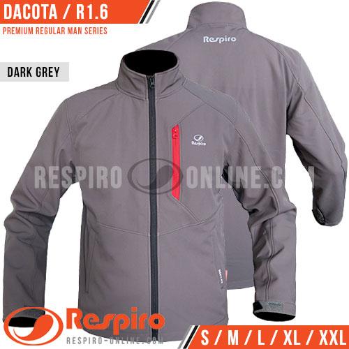 Jaket-Respiro-DACOTA-Darkgull-Grey