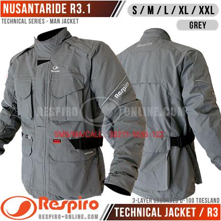 Jaket Respiro Nusantaride R3
