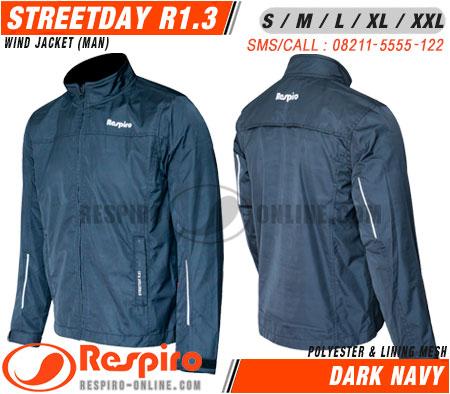 Jaket-Respiro-STREETDAY-R1.3-Dark-Navy