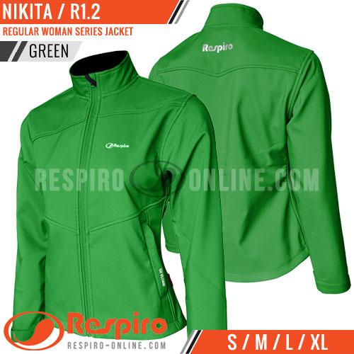 Jaket-Wanita-Respiro-NIKITA-Green