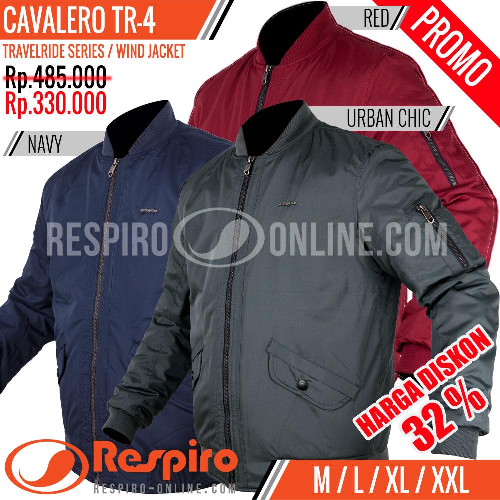 CAVALERO TR-04