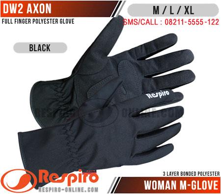 Sarung-Tangan-Wanita-DW-2-AXON-Black