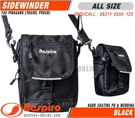 Sling-Bag-Respiro-SIDEWINDER-Black