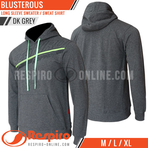 Sweater-Respiro-BLASTEROUS-Light-Misty-Orange
