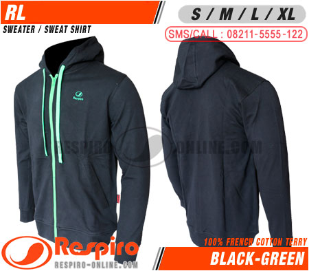 Sweater-Respiro-RL-Black-Green