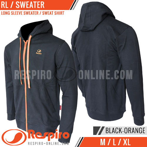 Sweater-Respiro-RL-Black-Orange-New